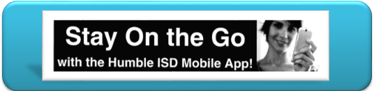 New Humble ISD Mobile App